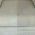 Upholstery Cleaning - Indianapolis Carpet Cleaning before and after photo